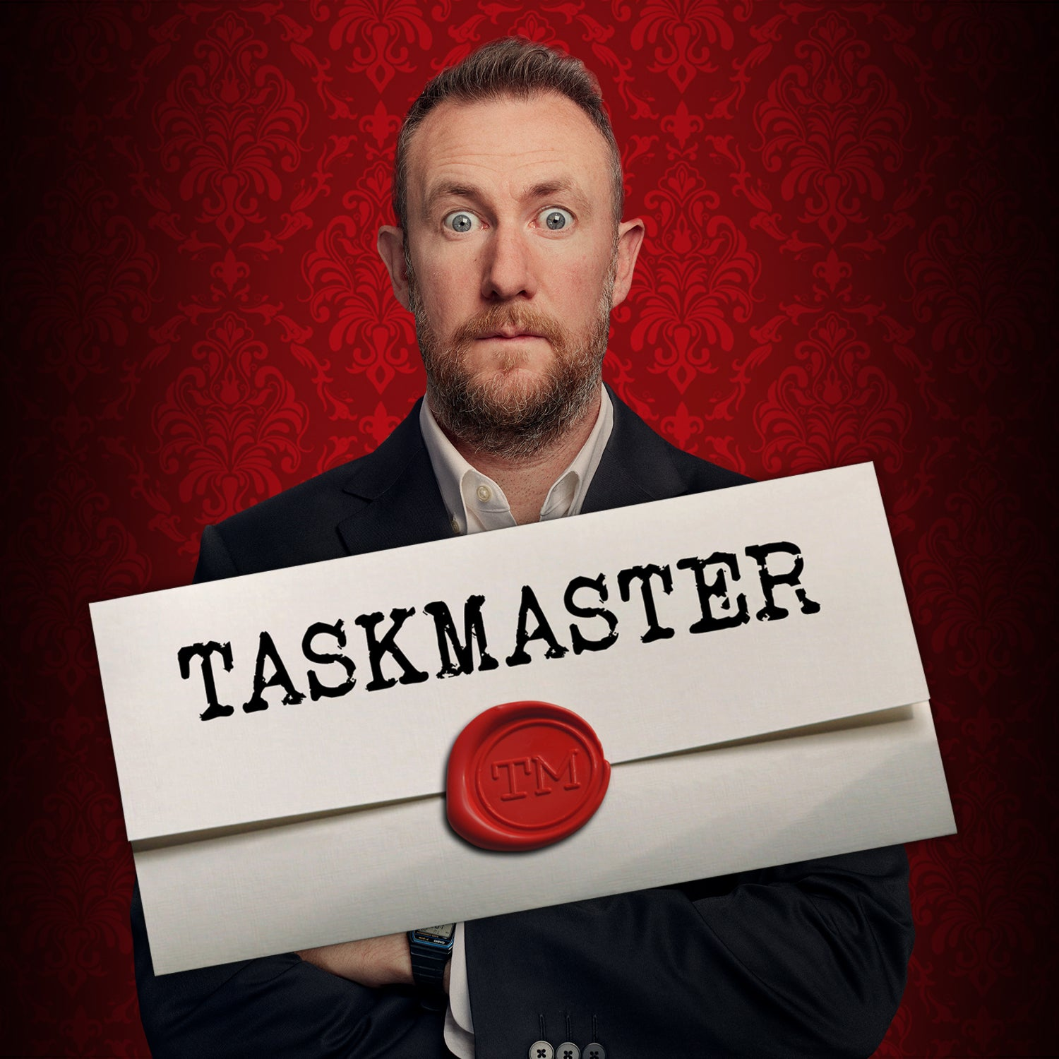 Taskmaster at home charity video