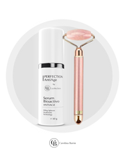SERUM ANTI EDAD + RODILLO FACIAL<br> ENVIO GRATIS</br>