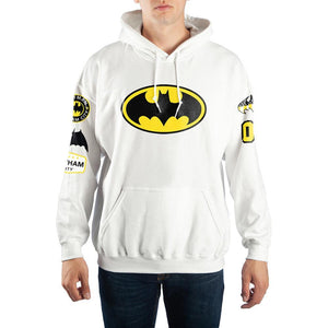 Batman Comic Book Superhero Graphic Hoodie