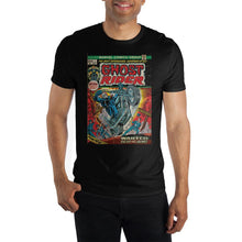 Load image into Gallery viewer, Marvel Ghost Rider Comic Art Short-Sleeve T-Shirt