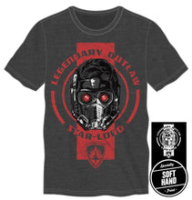 Load image into Gallery viewer, Legendary Outlaw Star-Lord Helmet Tee