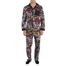 Load image into Gallery viewer, STAR WARS AOP PAJAMA SET