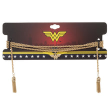 Load image into Gallery viewer, DC Comics Wonder Woman Lasso of Truth Charm Necklace