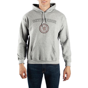 Harry Potter Gryffindor Values Pullover Hooded Sweatshirt