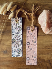 Celestial & Boho Bookmarks - Set Of 2 - Felicity & Ink