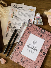 How To Doodle Set - Celestial Boho Edition - Felicity & Ink