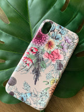 Samsung Galaxy S9 | Botanical Rainbow Phone Case - Felicity & Ink
