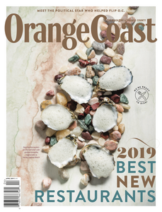 Orange Coast Magazine's April 2019 Issue