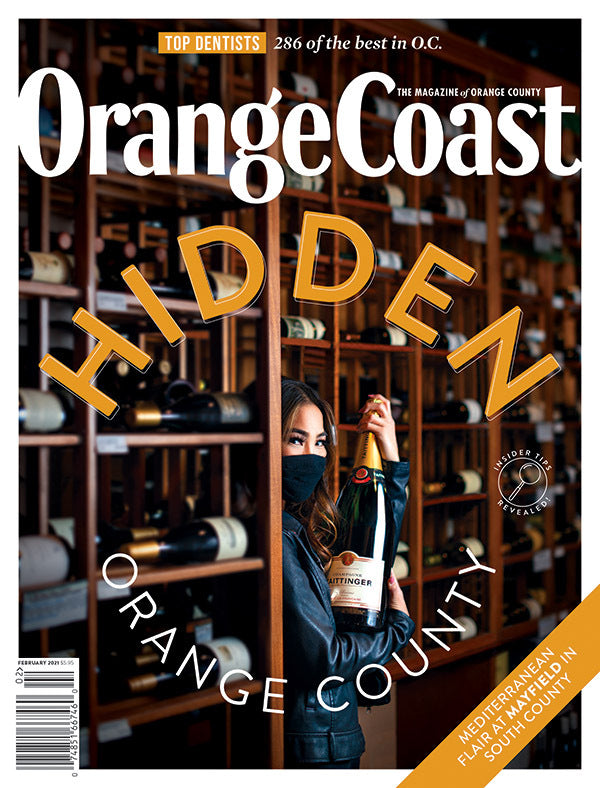 Orange Coast Magazine's February 2021 Issue