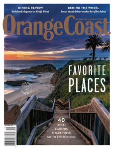 Orange Coast Magazine's December 2019 Issue