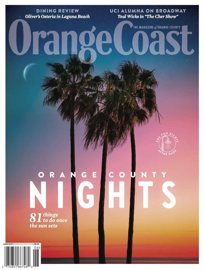 Orange Coast Magazine's June 2019 Issue