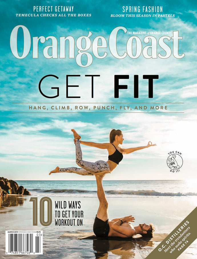 Orange Coast Magazine's March 2019 Issue