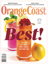 Load image into Gallery viewer, Orange Coast Magazine's July 2020 Issue
