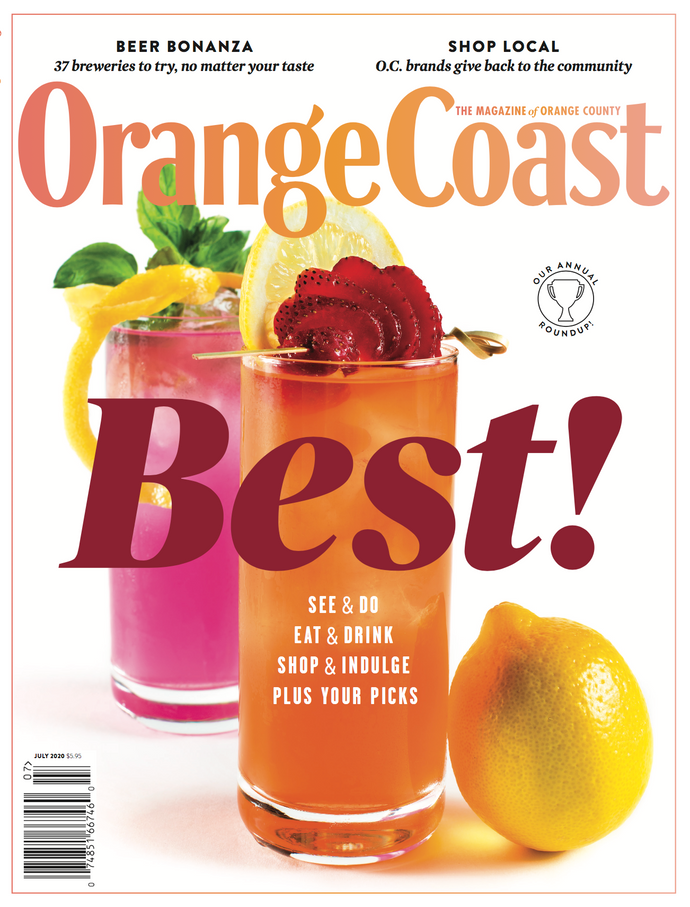 Orange Coast Magazine's July 2020 Issue