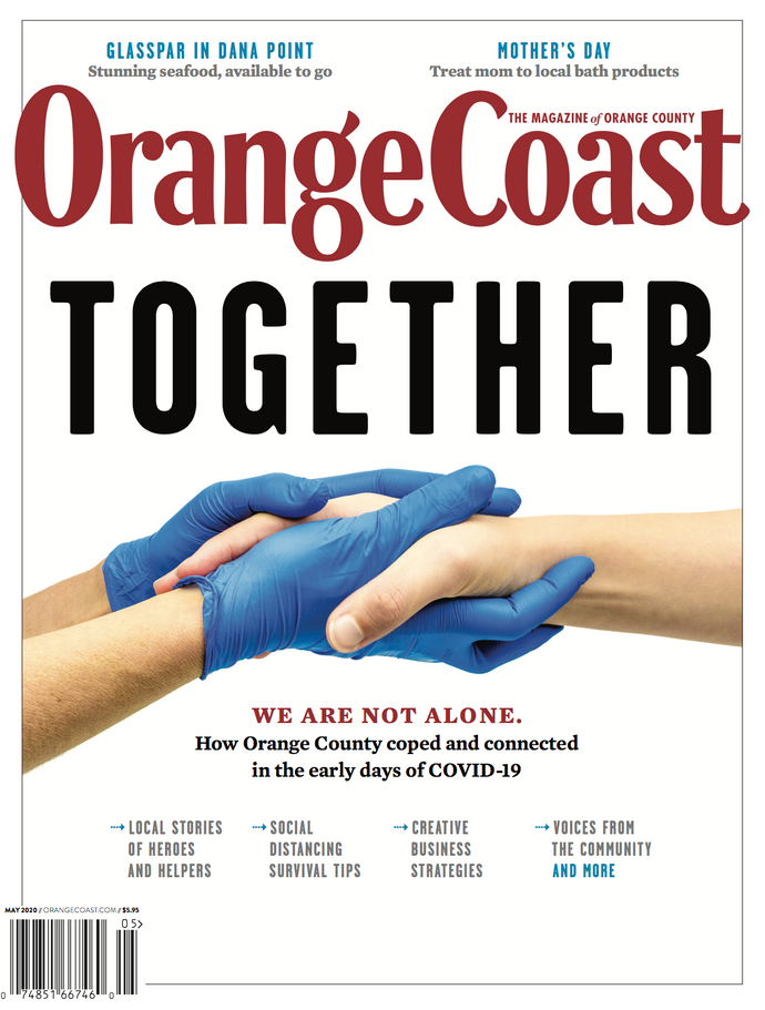 Orange Coast Magazine's May 2020 Issue
