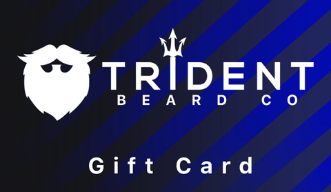 Trident Beard Co. Gift Card Trident Beard Co Gift Card