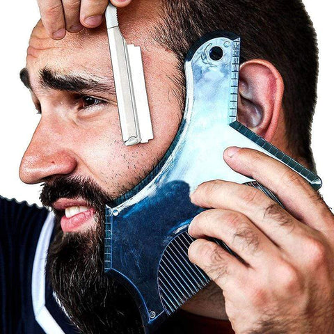 multifunctional-beard-sculpting-tool