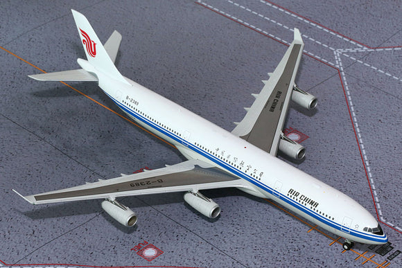 GeminiJets G2CCA377 1:200 Air China Airbus A340-300 B-2389
