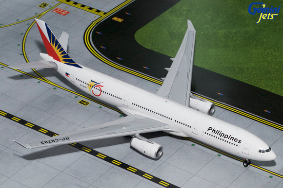 GeminiJets G2PAL598 1:200 Philippine Airlines Airbus A330-300 RP-C8783