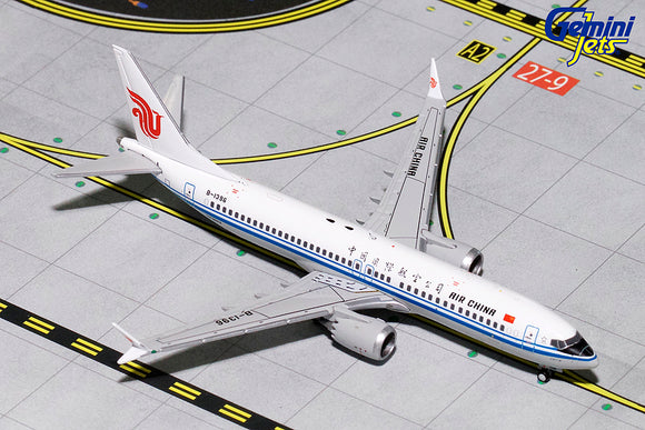 GeminiJets GJCCA1706 1:400 Air China Boeing 737 MAX 8 B-1396