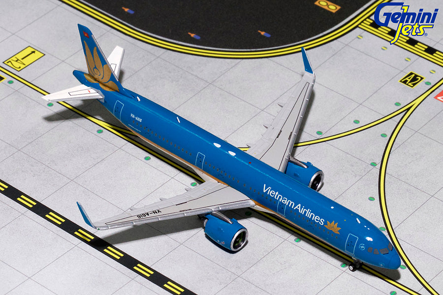 GeminiJets GJHVN1835 1:400 Vietnam Airlines Airbus A321neo VN-A616