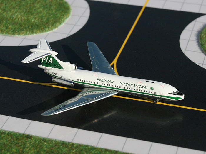GeminiJets GJPIA768 1:400 Pakistan International Trident 1E AP-AUG