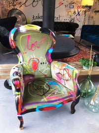 "Fauteuil ""Love Chair"" 191"