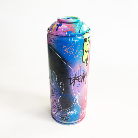 Painted bomb DONOMIQ - B060