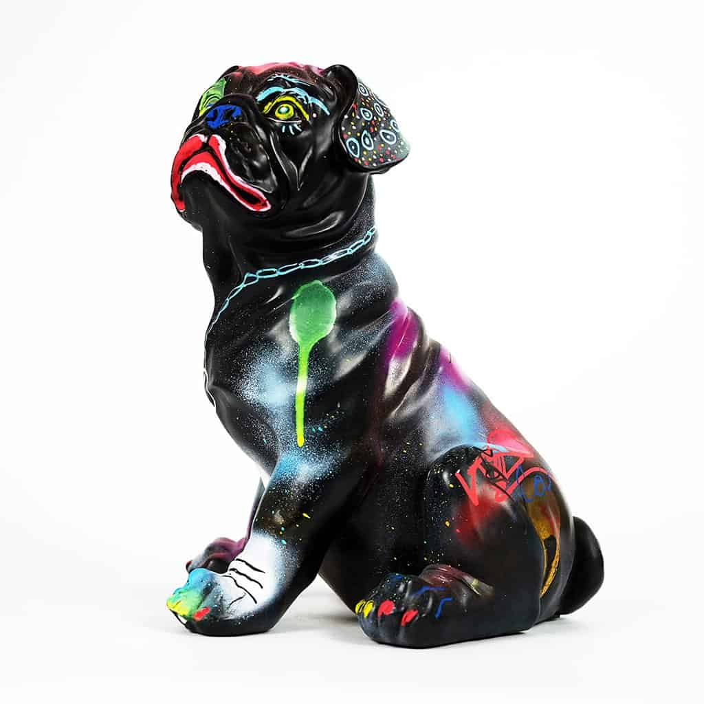 Customisation DONOMIQ - petit bouldogue