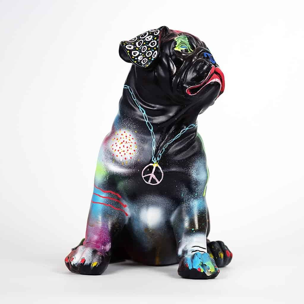 Customisation DONOMIQ - petit bouledogue