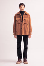 Load image into Gallery viewer, Camel Work jacket