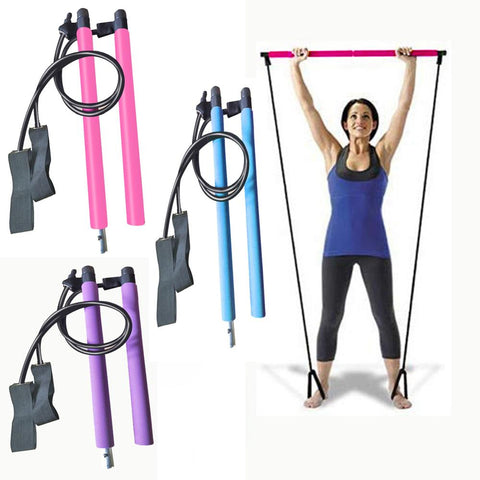 Pilates Bar Resistance Bands - Mrhealthys