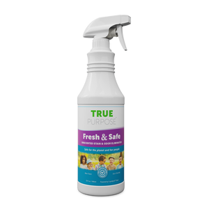 True Purpose Stain & Odor Eliminator (Fresh & Safe - Unscented) - 32 oz.