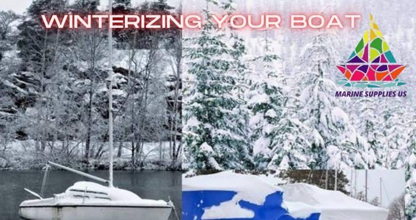 winter boat storage, winter months, storing your boat