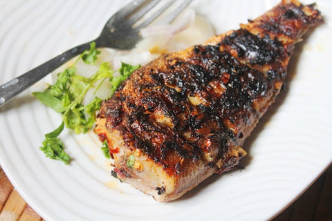 Grilled Fish (boat recipes)