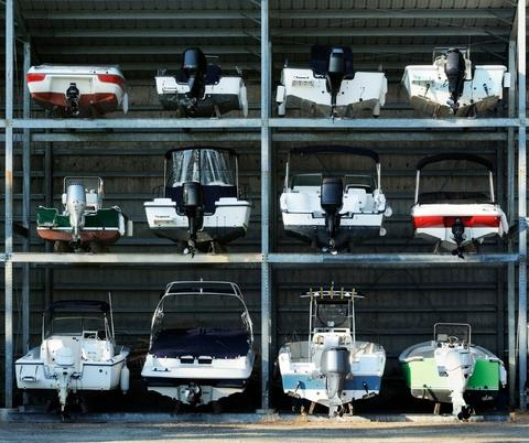 storing your boat, storage