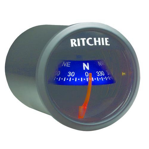 Ritchie X-21BU RitchieSport Compass - Dash Mount - Black/Blue - Budget Boat Things