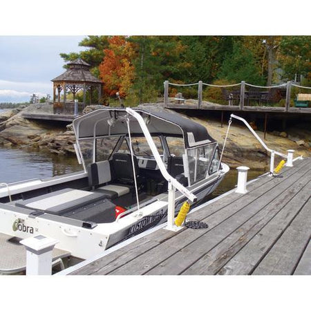 Dock Edge Wake Watchers Mooring System - Budget Boat Things