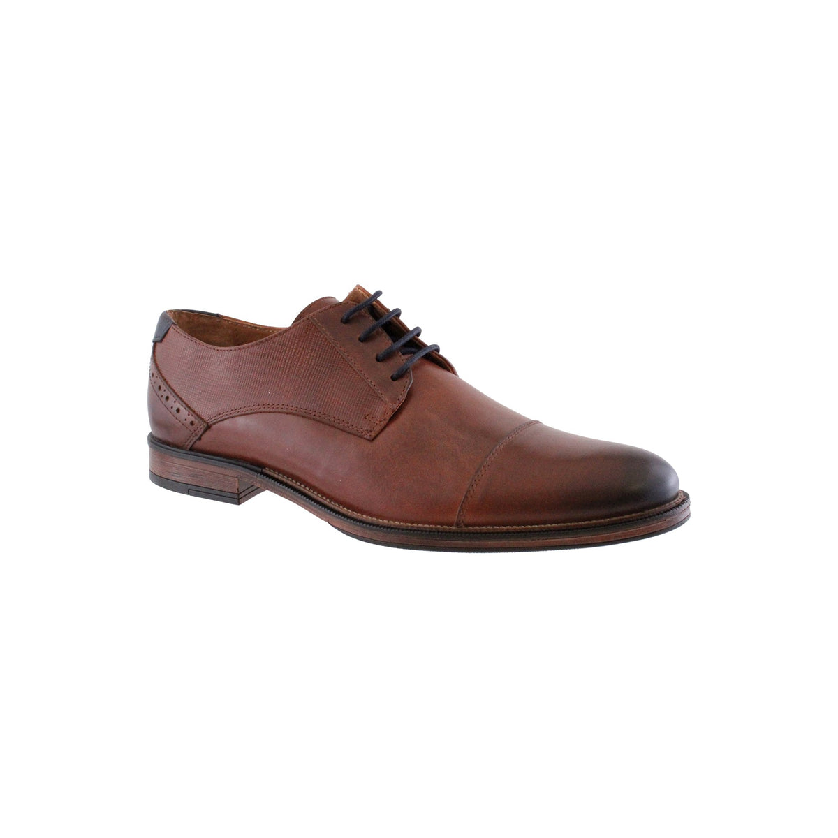 Morgan & Co MGN1020 Cognac Leather