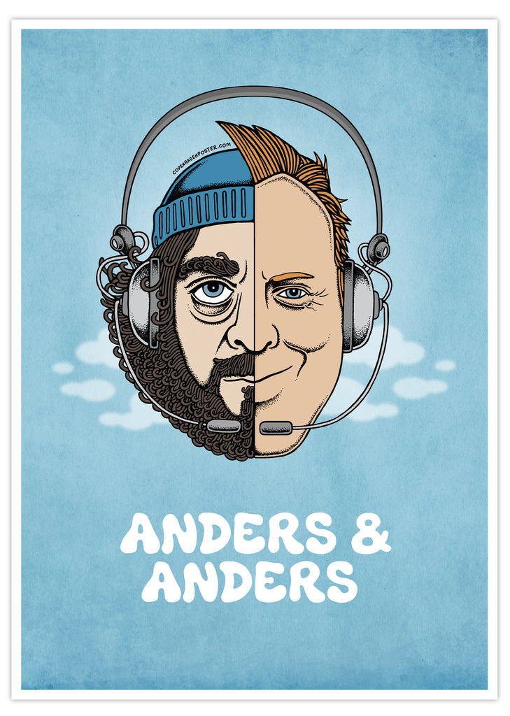 3. Anders & Anders poster