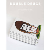 "Mehdi Pinson & David Luraschi ""Double Deuce # 1 The Gamberge Folder"""
