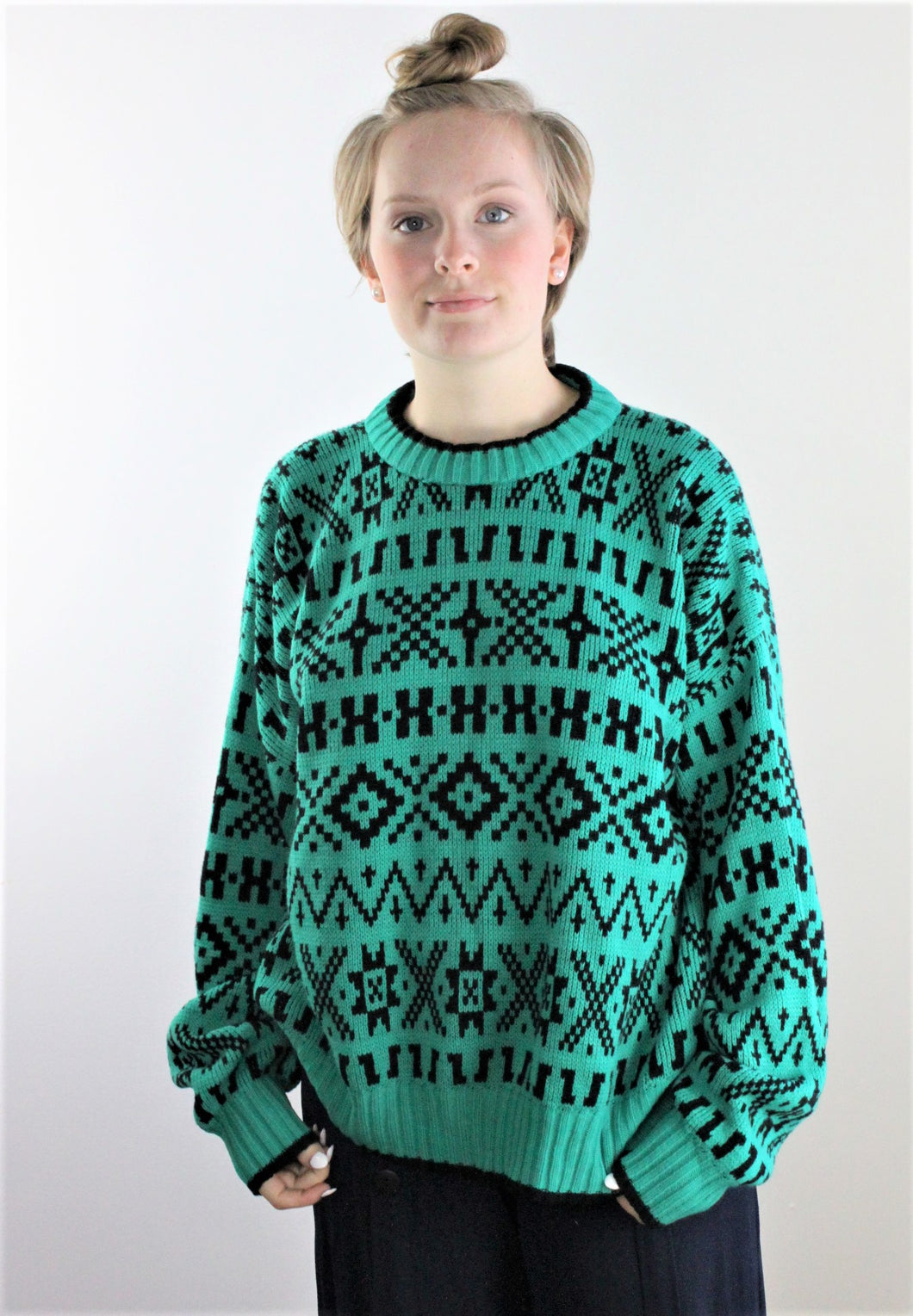 Eighties Crewneck Sweater