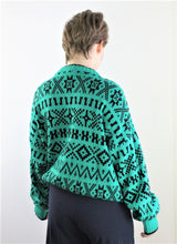 Load image into Gallery viewer, Eighties Crewneck Sweater