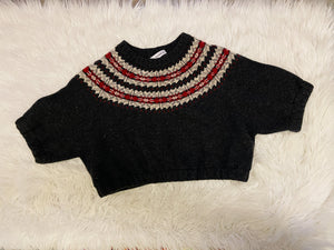 Woolrich Cropped Sweater