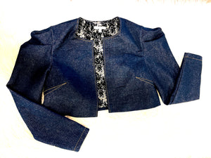 Myria Jacket - in Denim