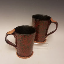 Load image into Gallery viewer, Jasper Red Mugs - 2 in stock!