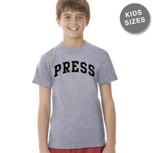 Load image into Gallery viewer, Press Gym Logo Shirt - Kids