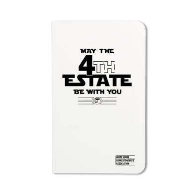 May the 4th Estate Be With You Notebook