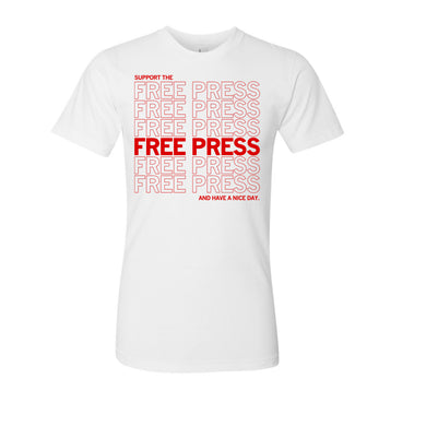 Support The Free Press Shirt