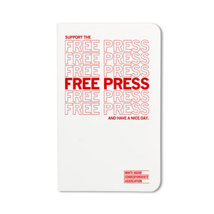Support The Free Press Notebook